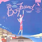 The Boyfriend By Sandy Wilson 1984 Original London Cast Sep-1998 CD GOOD COPY - $8.99