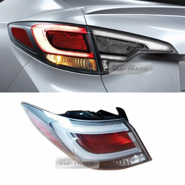 OEM LED Tail Brake Light Lamp LH Outside For HYUNDAI 2015-2017 LF Sonata i45