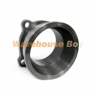 """2.5"""" to 3"""" V-band Adaptor 4 Bolts T3 GT35 Turbo Downpipe Exhaust"""
