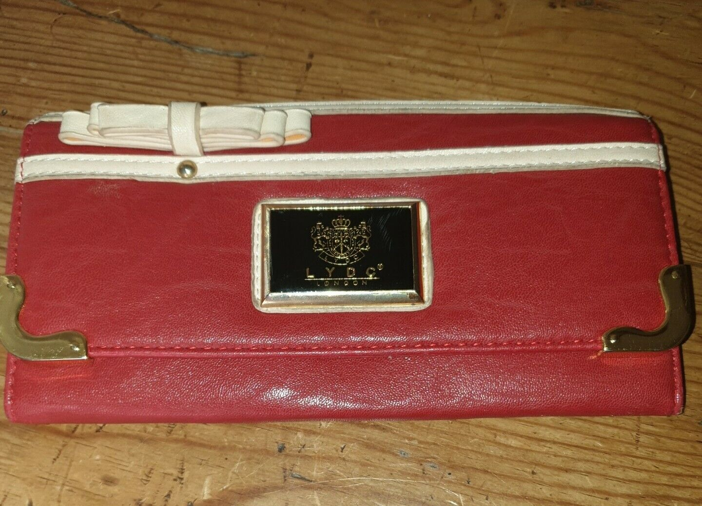 LYDC Red Purse