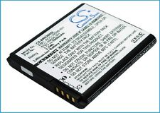 3.7V battery for BlackBerry BAT-34413-003, ACC-39508-301, ACC-39508-201 Li-ion