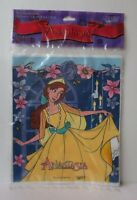 8 Anastasia Treat Sack Loot Bags Party In Sealed Package 20th Century Fox