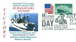 Madawaska-Victoria-Barco-Llamado-para-Ciudad-de-Madawaska-Maine-Color-Pictorico