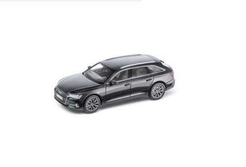 ORIGINALE Audi a6 4k c8 AVANT MODELLO DI AUTO 1:43 Vesuvio GRIGIO VESUVIO GRIGIO 5011806232