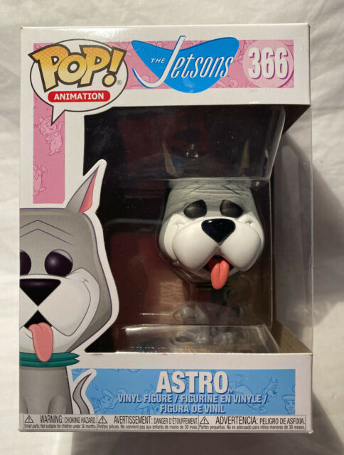 Astro #366 - (The Jetsons) - Funko Pop Vinyl Figure - Hanna Barbera - *VAULTED!*