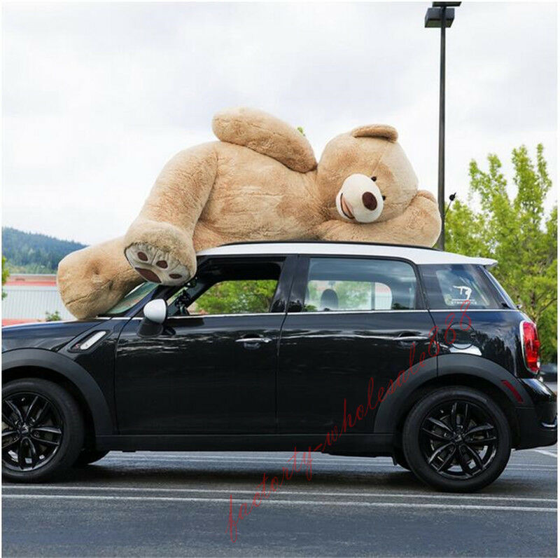 100-340cm GRANDE GIGANTE Teddy Bear Peluche giocattolo morbido bambola  solo copertina  Hot Regalo
