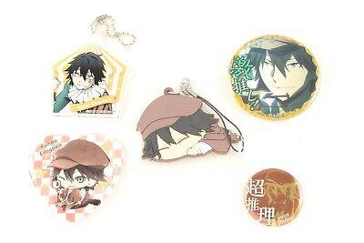 Uta no Prince sama Ai Mikaze Quartet strap can badge Ita bag Sets 7 choices