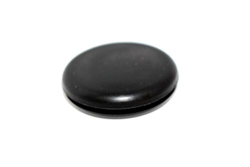 Blanking Grommets 6mm 50mm Blind Closed Wiring Cable Electrical Grommet Black