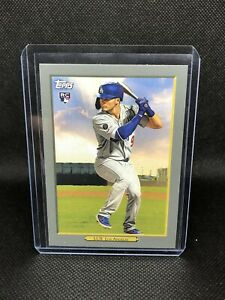 2020 Topps Prominent Baseball Players Gavin Lux Rookie Card No TR-8