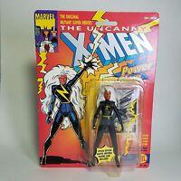 Storm (black) Power Glow Uncanny X-men Action Figure Toybiz 1991