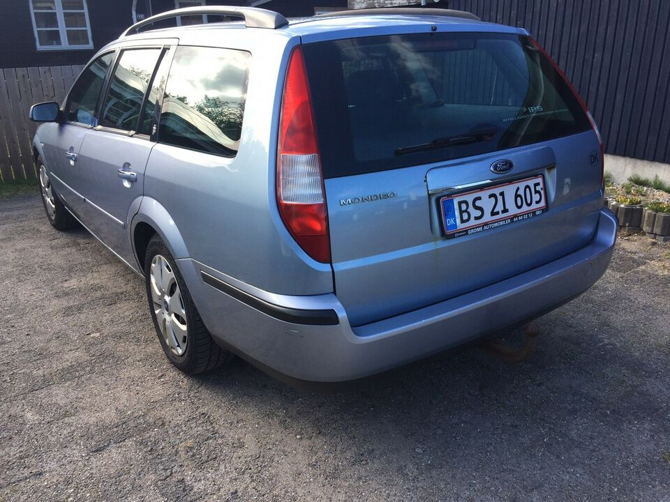 Ford Mondeo, 2,0, Benzin