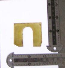 Miehle V 50 Vertical Brass Impression Printing Cylinder Balancing Shims Press