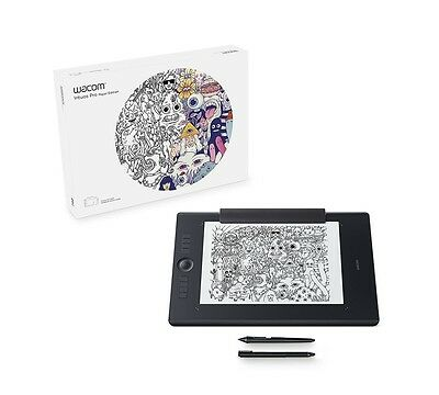 2017 New Model Wacom Pen Tablet Intuos Pro Paper Edition Large Pth-860 Computers/tablets & Networking Keyboards, Mice & Pointers K1 F/s