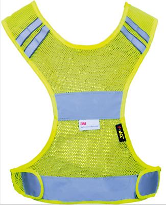 4-act Sicherheitskragen Erwachsene Textil gelb
