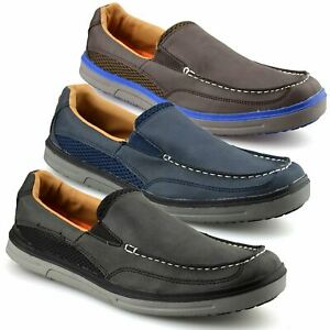 Mens-Casual-Memory-Foam-Slip-On-Walking-Loafers-Moccasin-Driving-Boat-Shoes-Size