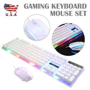 G21-Rainbow-Backlight-USB-Ergonomic-Gaming-Keyboard-amp-Mouse-Set-Best-Selling