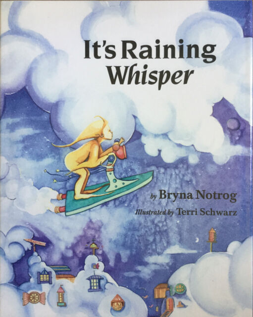 It's Raining Whisper by Bryna Notrog Great Christmas Gift Idea For Groups