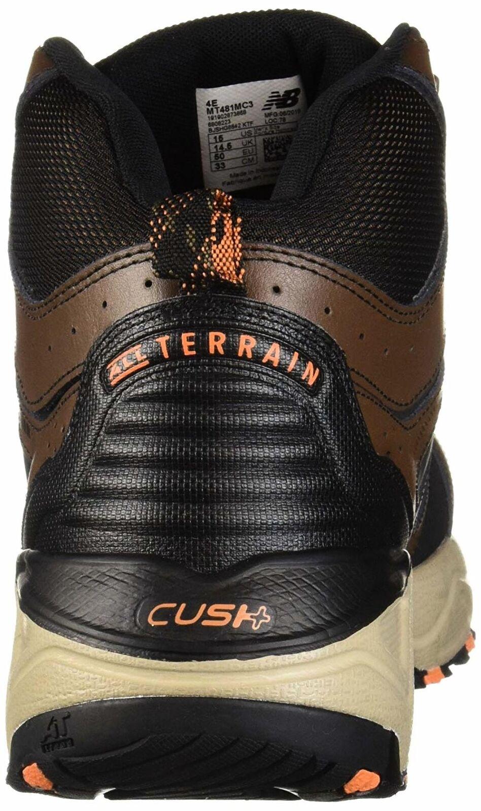New Para hombre 481 V3 amortiguación Balance Trail Running zapatos-elegir talla Color