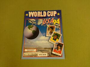 FOOTBALL-PANINI-STICKER-ALBUM-COMPLETE-WORLD-CUP-USA-94
