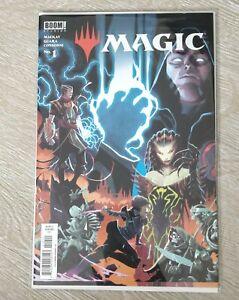 Magic the Gathering #1 a CVR BOOM! Studios + Free Comic