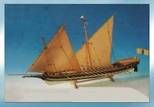RAGUSIAN GALLEY model ship wooden, Holzbausatz Schiff Modellbau,modello Nave kit