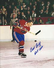 GFA Montreal Canadiens* DICK DUFF * Signed 8x10 Photo AD1 COA