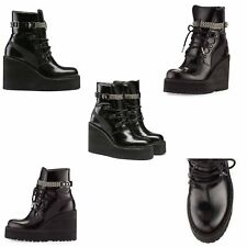 8988e95826a Fenty PUMA SB Rihanna Leather Wedge Sneaker Boot US 6.5 EUR 37