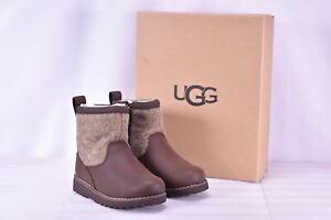 98374e15f Youth Boy's Ugg 1017204K/STT Bayson II Winter Boots Stout | eBay