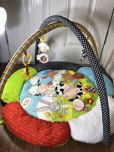 Baby-toy-bundle-Playmat-et-lit-berceau-poussette-jouets-suspendus