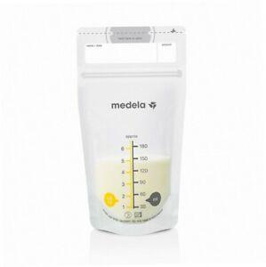 Auslaufsicher 50 Stück Hygienisch Bescheiden Medela Muttermilchbeutel Platzsparend