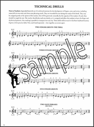 John Thompson/'s Modern Course for the Piano First Grade Book//CD Tutor Method