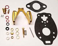 Marvel Schebler Economy Carburetor Kit W/ Float Oliver Super 55 66 77