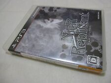 Airmail 7-14 Days to USA Used PS3 NieR Replicant. Japanese Version. SQUARE ENIX
