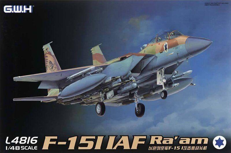 Great Wall Hobby L4816 1 48 Israeli Air Force F-15I IAF Ra'am