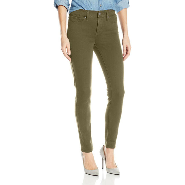 1123f11aaae Levi's Green Women's Size 31x30 Stretch 311 Shaping SKINNY Jeans #623