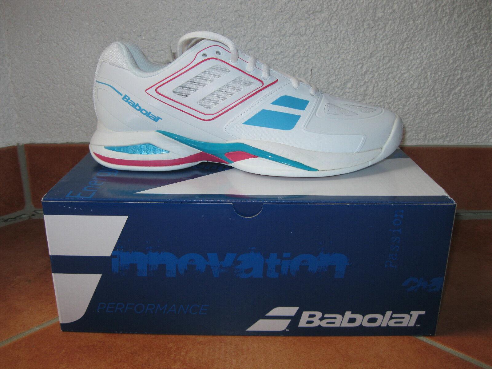 Babolat Hallen-Tennisschuhe Propulse Team BPM Indoor Damen
