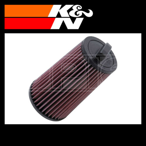 K and N Original Performance Part K/&N E-2011 High Flow Replacement Air Filter