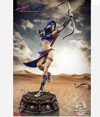 "TBLeague PL2018-139 1//6th NARAMA Huntress of Men Archer 12/"" Figure Bow Arrows"