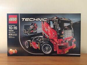 LEGO-Technic-Race-Truck-42041-New-amp-Sealed