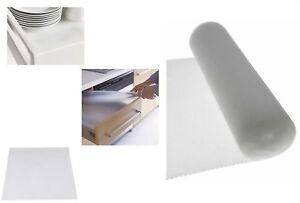 Humble Tiroir Liner Antidérapante Cuisine Armoire Armoire étagère Protecter Mat 30 Cm X 120 Cm-afficher Le Titre D'origine
