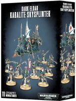 Warhammer 40k Dark Eldar Kabalite Skysplinter, Toys And Games