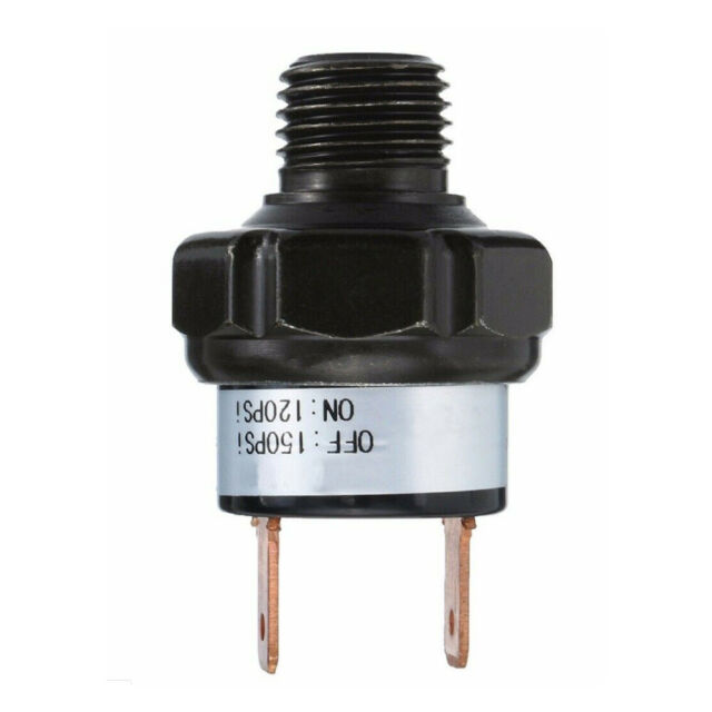 Generic Heavy Duty 90-120 PSI Pressure Control Switch Valve for Air Compressor