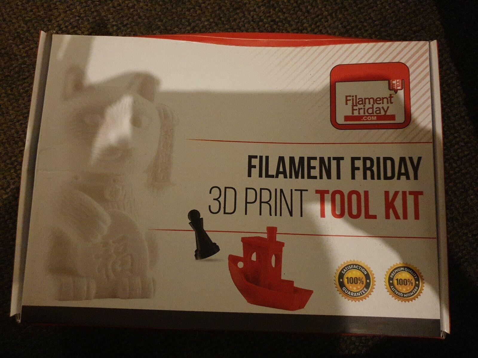 Filament Friday 3d Print Tool Kits