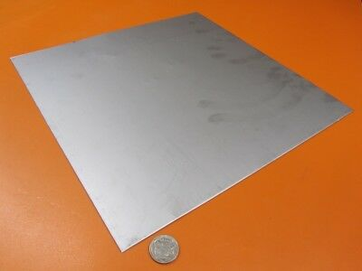 """321 Weldable Stainless Steel Sheet .040/"""" Thick x 12/"""" Wide x 12/"""" Length 1 Unit"""