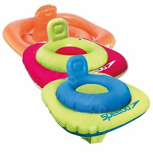 Speedo Sea Squad Swimming Trainer Seat Ring Baby/Toddler Floating ...