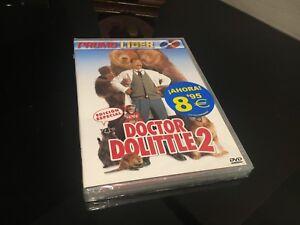 Doctor Dolittle 2 DVD Eddie Murphy Sigillata Nuova