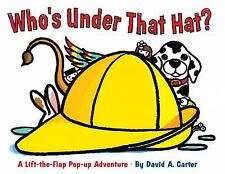 Who's Under That Hat? (Gulliver Books) - Acceptable - Weeks, Sarah - Hardcover