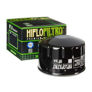 BMW C600 Sport / C650 GT (2011 to 2018) HifloFiltro Premium Oil Filter (HF164)