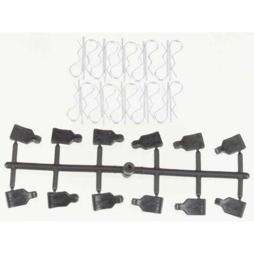 Body Clips Pro Line 6050-01 1//10 Pro Pulls 12 20