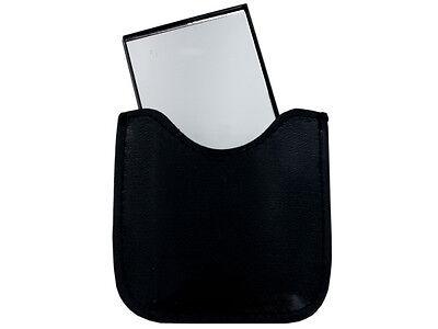 Rectangle Pocket Mirror in Case - BI769